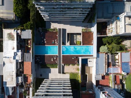 3 vecinos nos muestran sus terrazas soleadas con quincho en pleno Palermo