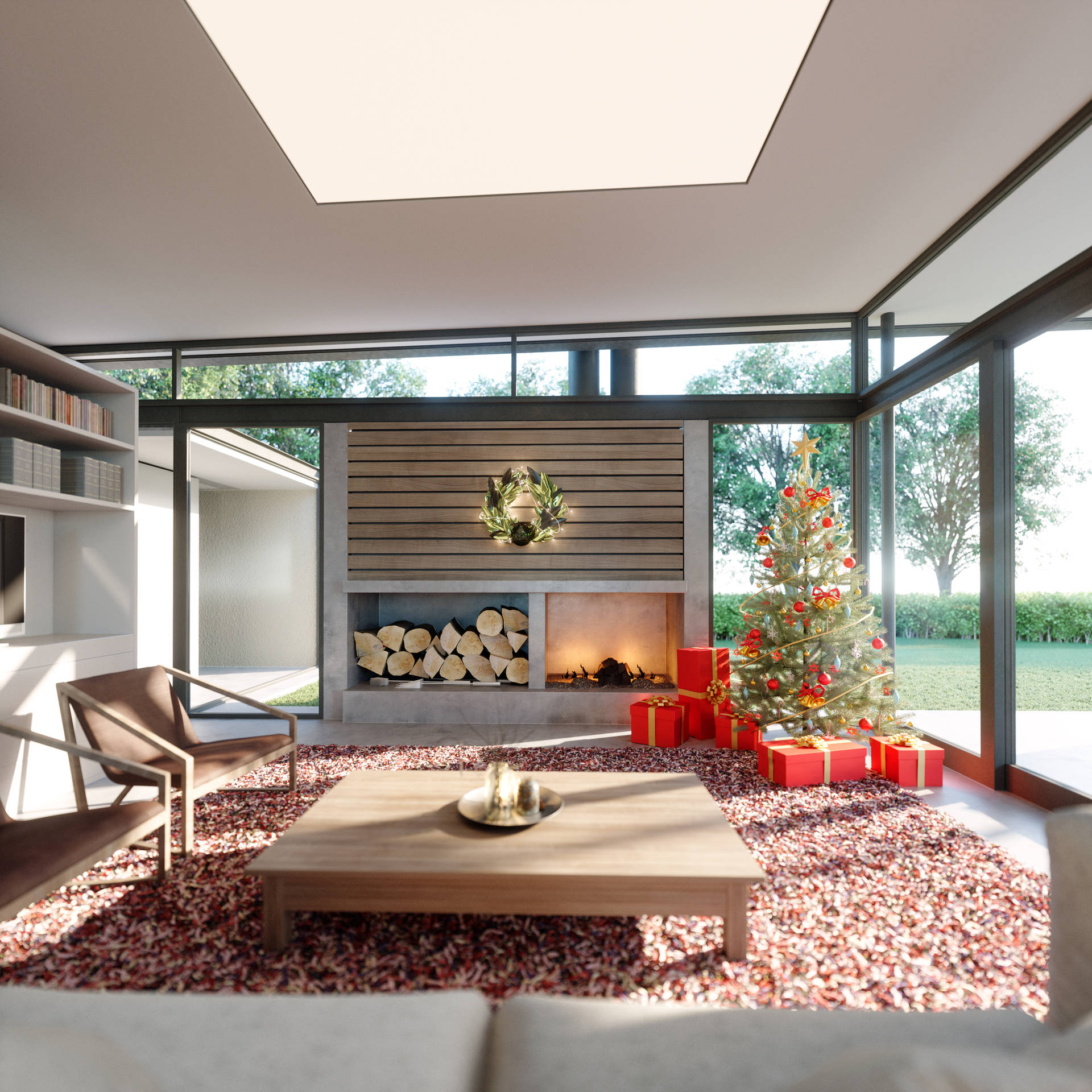 Casa San Isidro - Interior 2