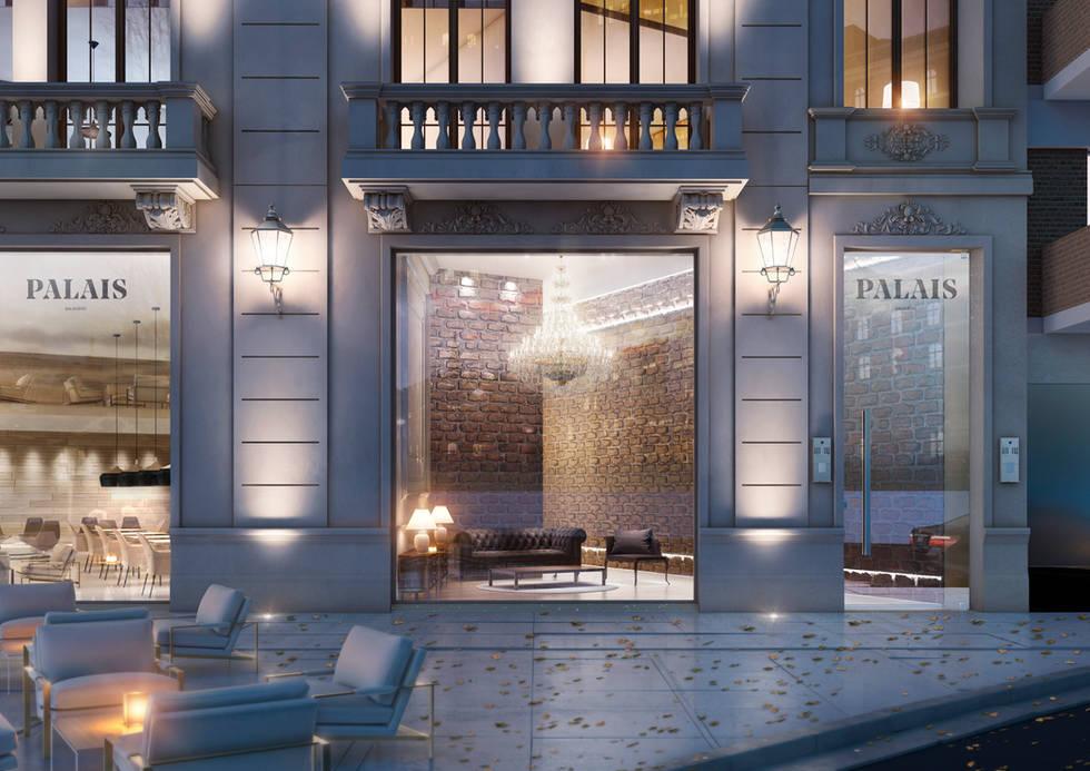 Palais Salguero - Hall acceso