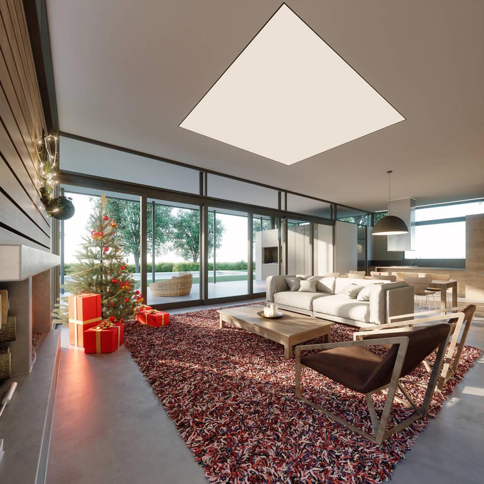 Casa San Isidro - Interior 1