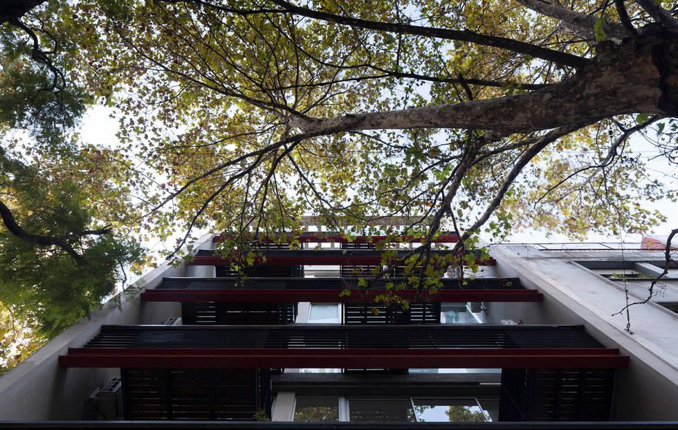 Humboldt - Detalle fachada