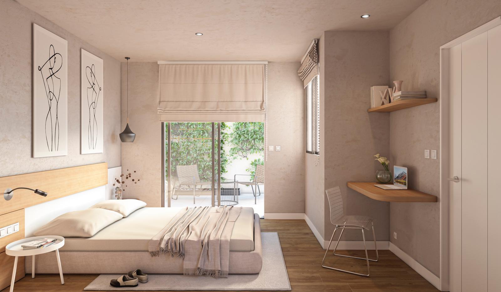 Dormitorio BEBOLIVIA