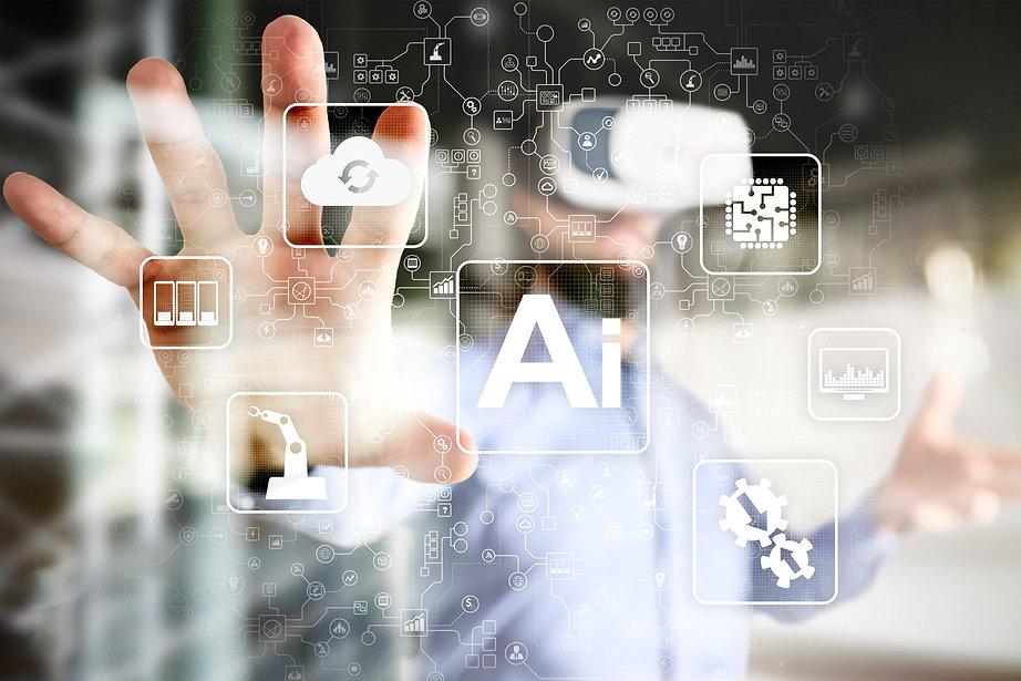 AI, Artificial intelligence, machine lea