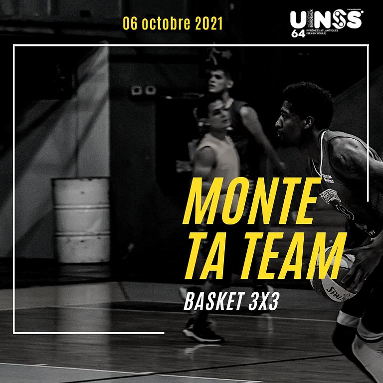 Tournoi Basket 3x3 - 06/10/2021