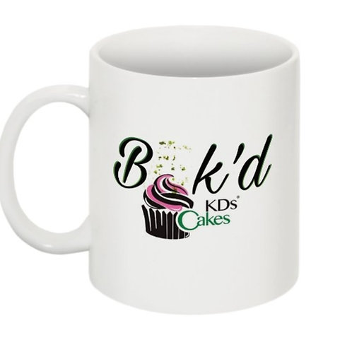KDs Cakes BAK'D Mug