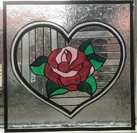 Roos in hart