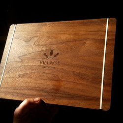 Village Bakehouse menu boards