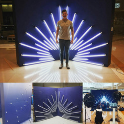 Display wall for Chadstone mall
