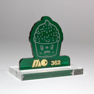 GREEN 362 | TRANSPARENT GREEN ACRYLIC