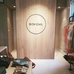 Bon Emil Signage