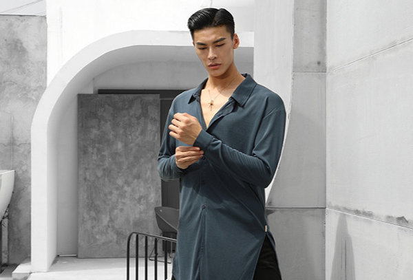 In Mind Oversized Shirt #20608