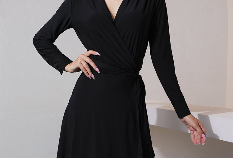 Champion Moment Loose Fit Wrap Dress #2053