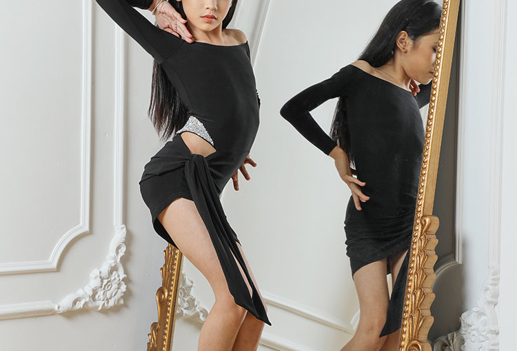 Diamante Dress #2055
