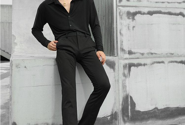 H.E. Slim Fit Trousers #20815