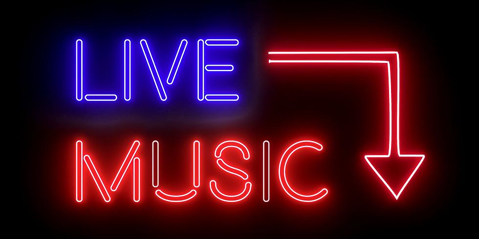 LIVE MUSIC - R.J Moody