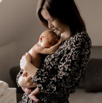 Homestory Neugeborene
