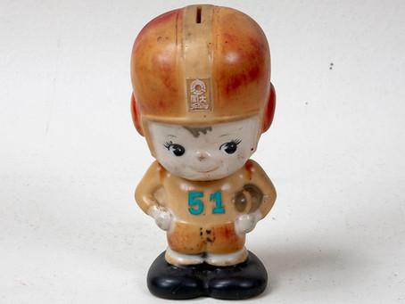 【玩具趣聞】第一個大同寶寶 - 51大同寶寶