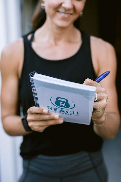 REACH Fitness Journal