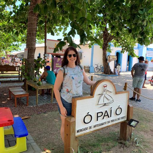 Conheci a Risoteria Terra Brasil | Praia do Forte-BA