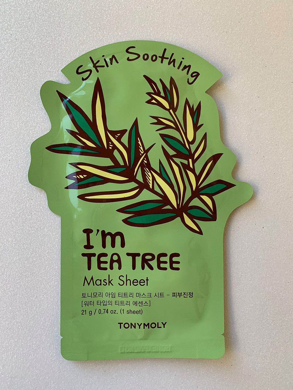 Tony Moly | I'm Real Tea Tree Skin Soothing