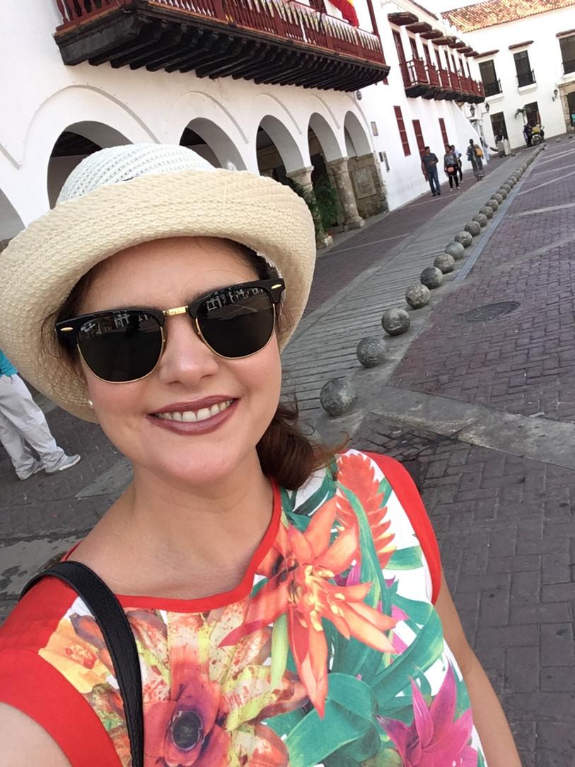 Conheci a Cidade Amuralhada, Cartagena das Índias