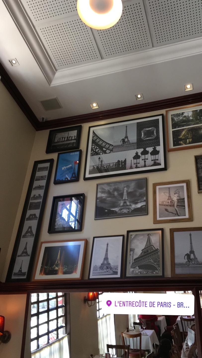 L'Entrecôte de Paris | Espaço parisiense em Brasília