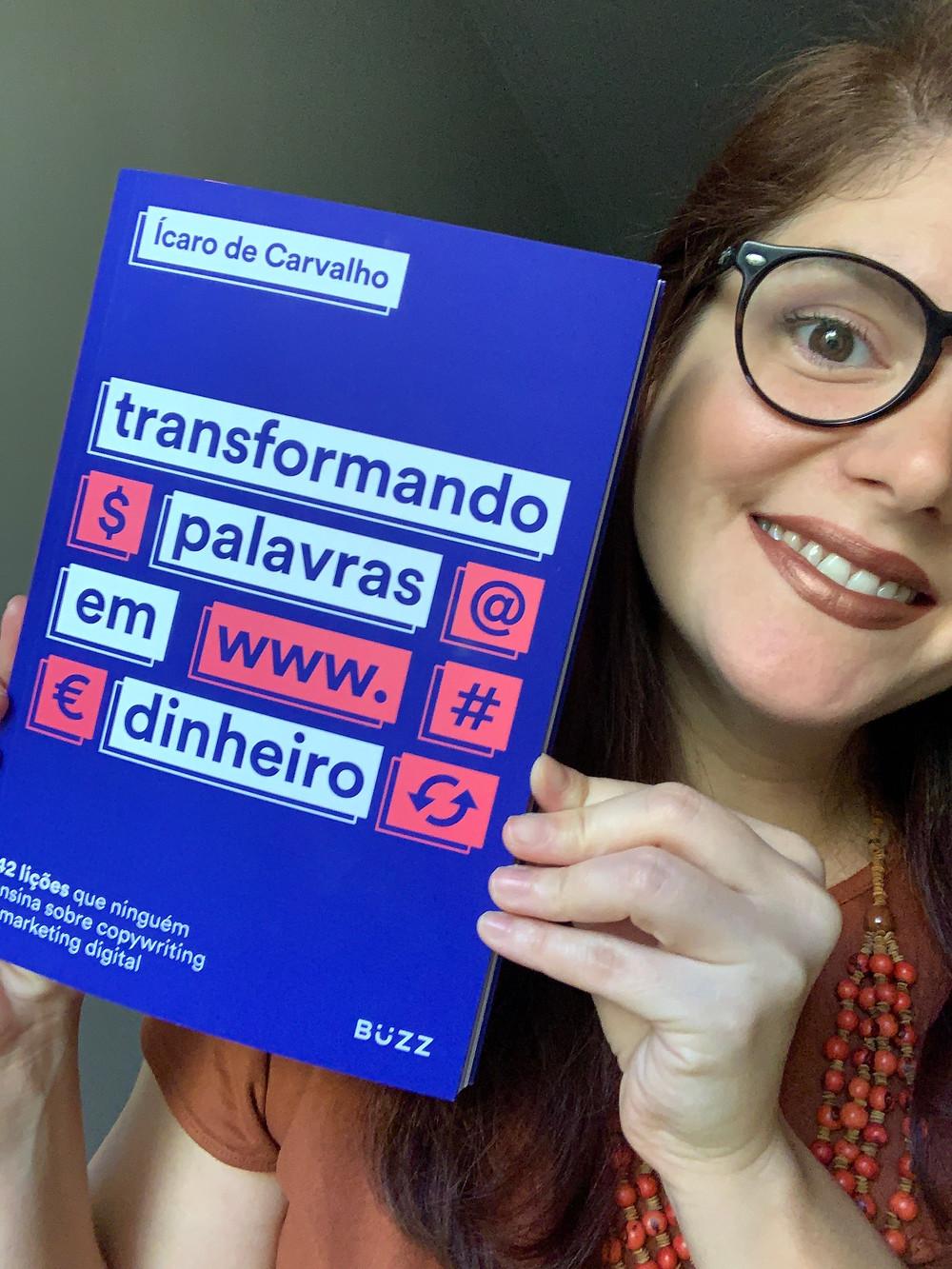 Leitura - Transformando Palavras em Dinheiro Ícaro de Carvalho