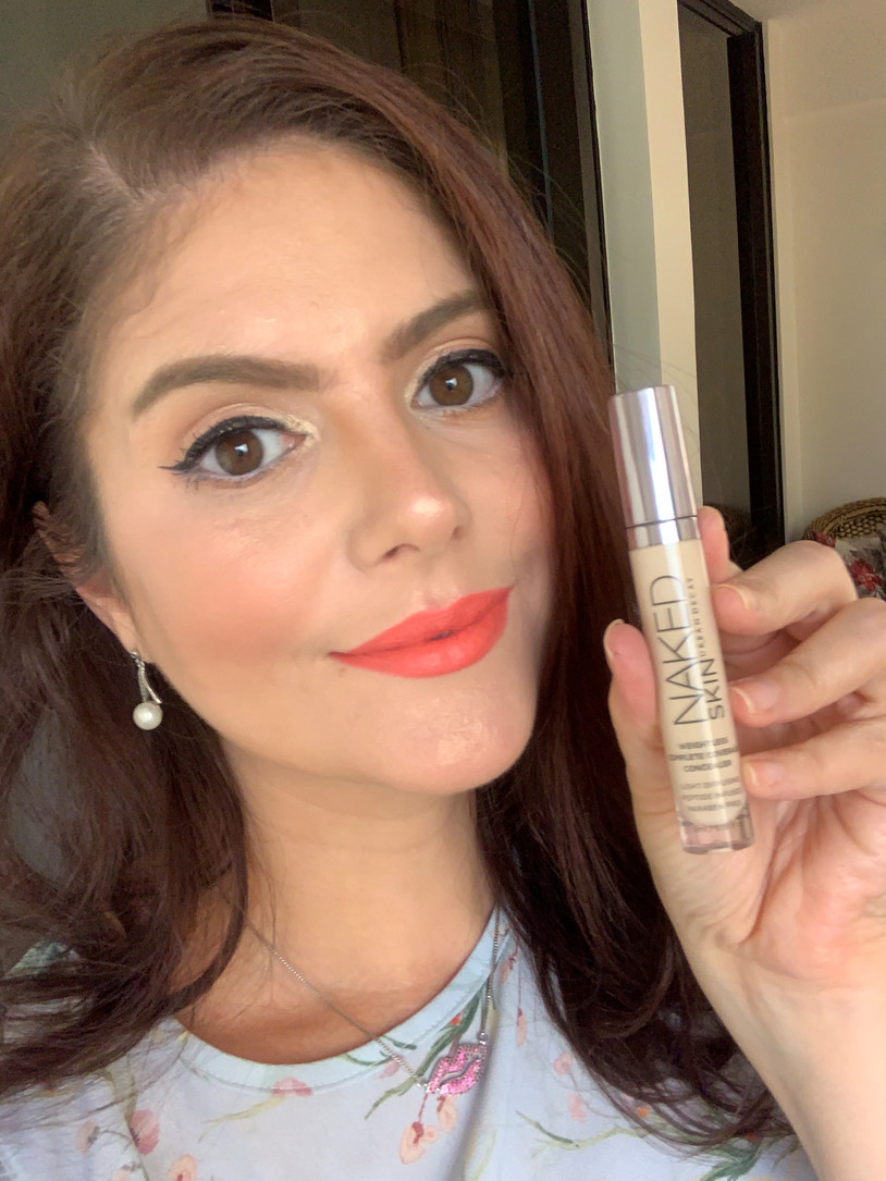Corretivo Naked Skin Urban Decay | Weightless Complete Coverage Concealer