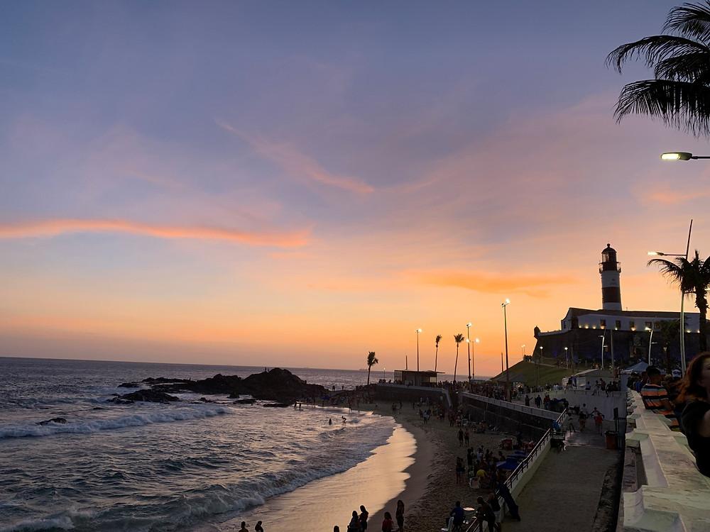 Sunset no Farol da Barra | Salvador - Bahia