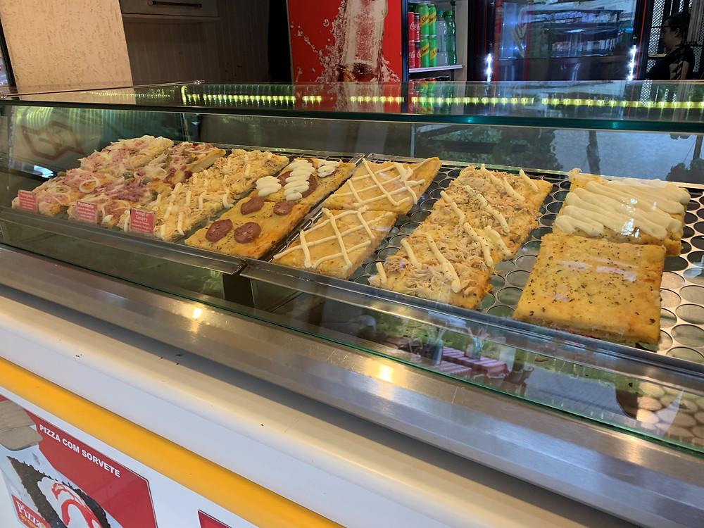 Pizza ao quadrado - Campos do Jordão-SP