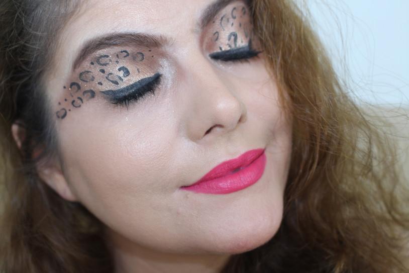CARNAVAL 2017 | Maquiagem de Onça Pintada