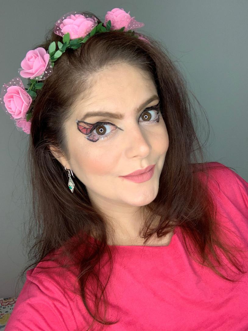 #1 Inspiração de maquiagem | Carnaval 2020