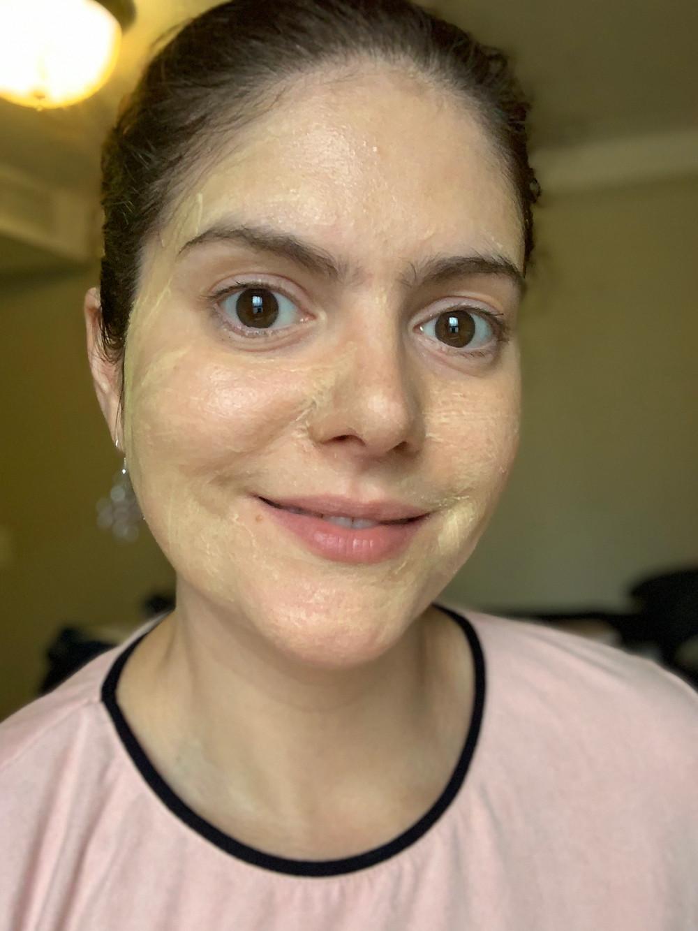 Banana Cream Mask - Nourshing   Sephora