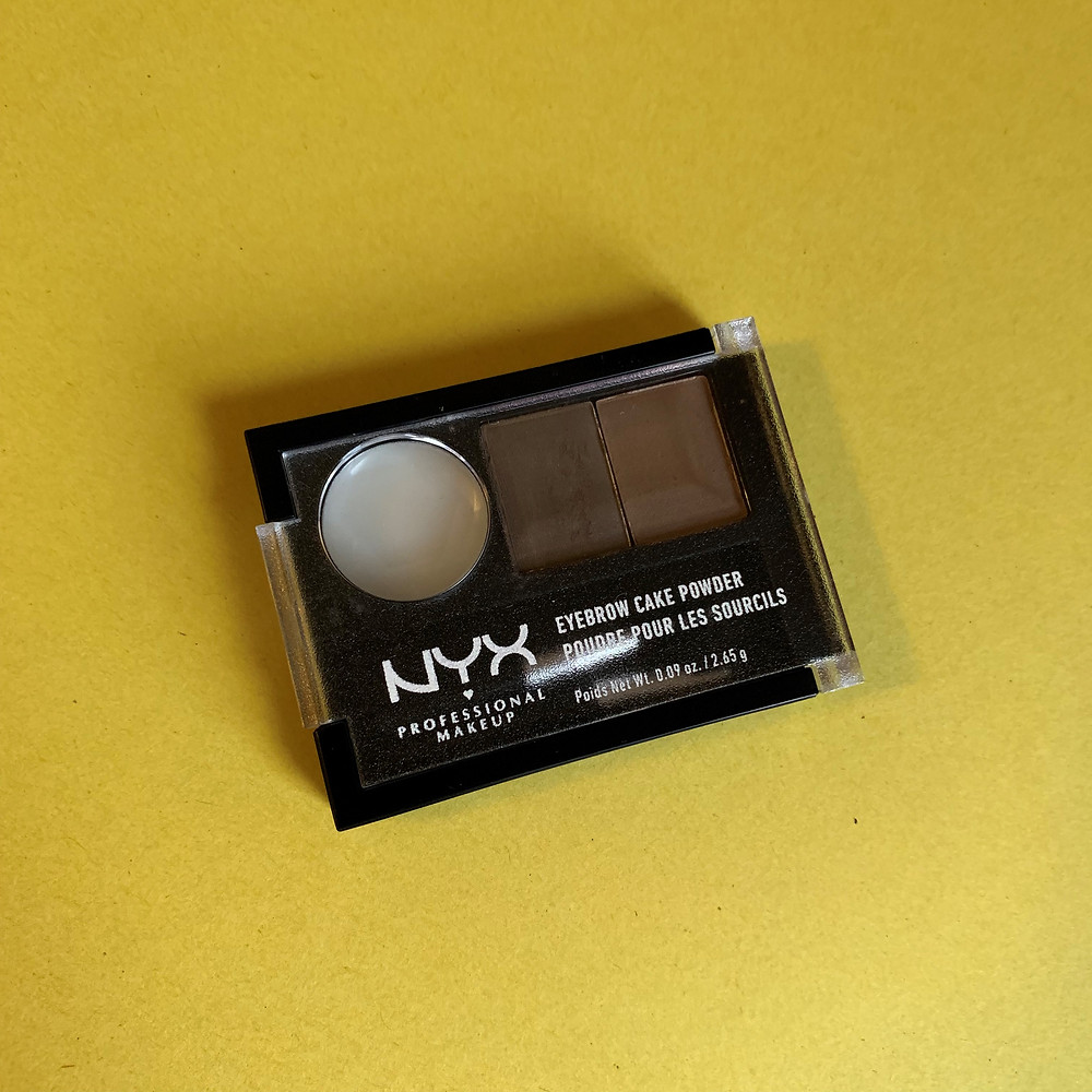 Eyebrow cake power NYX Professional Makeup