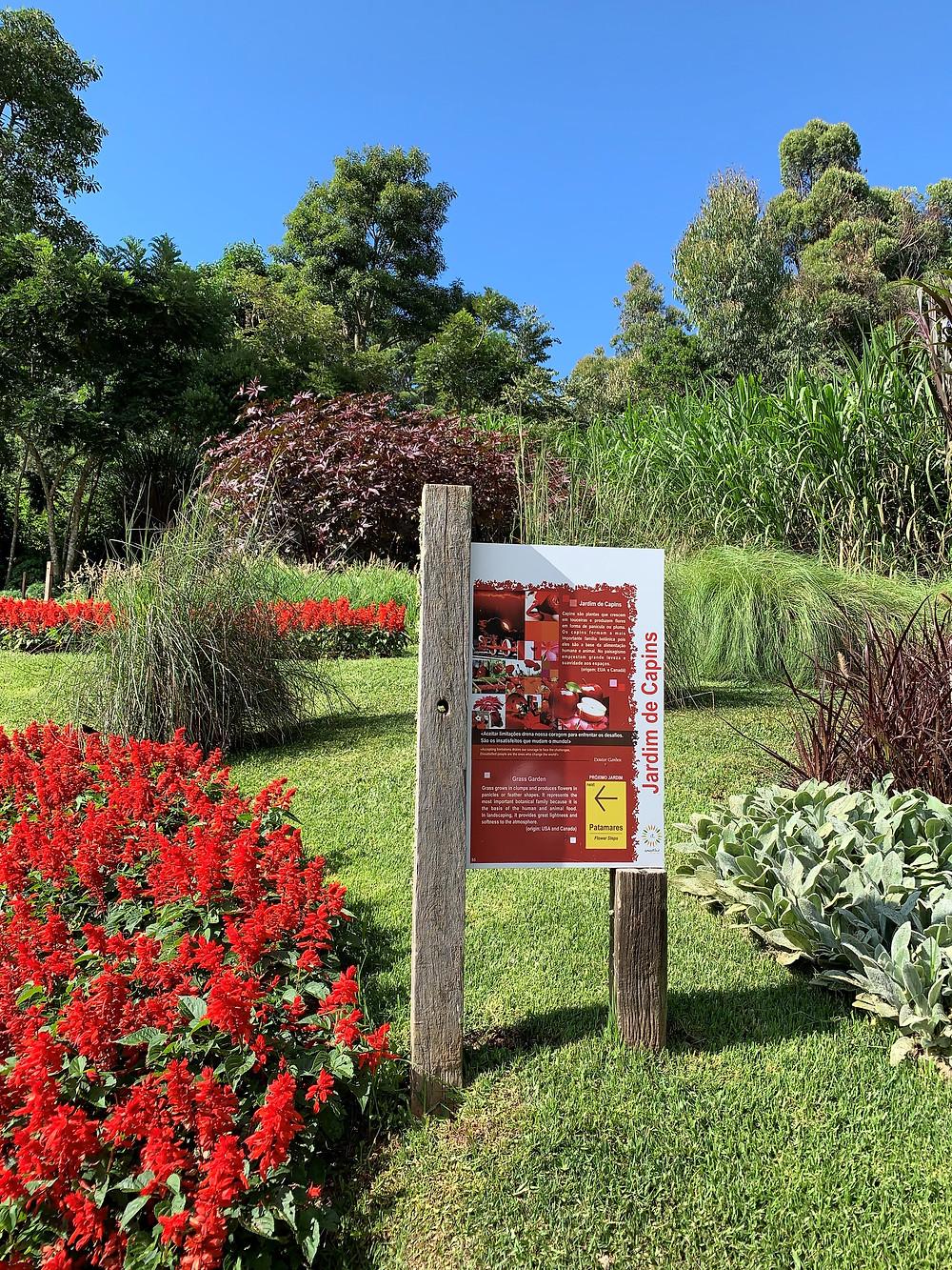 Amantikir Parque | Jardins que falam | Campos do Jordão
