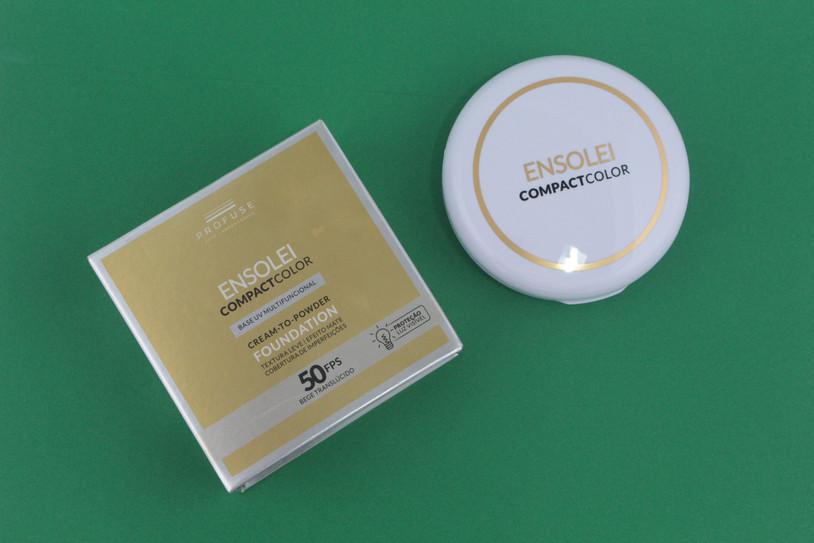 PROFUSE Ensolei Compact Color FPS 50 | Testei