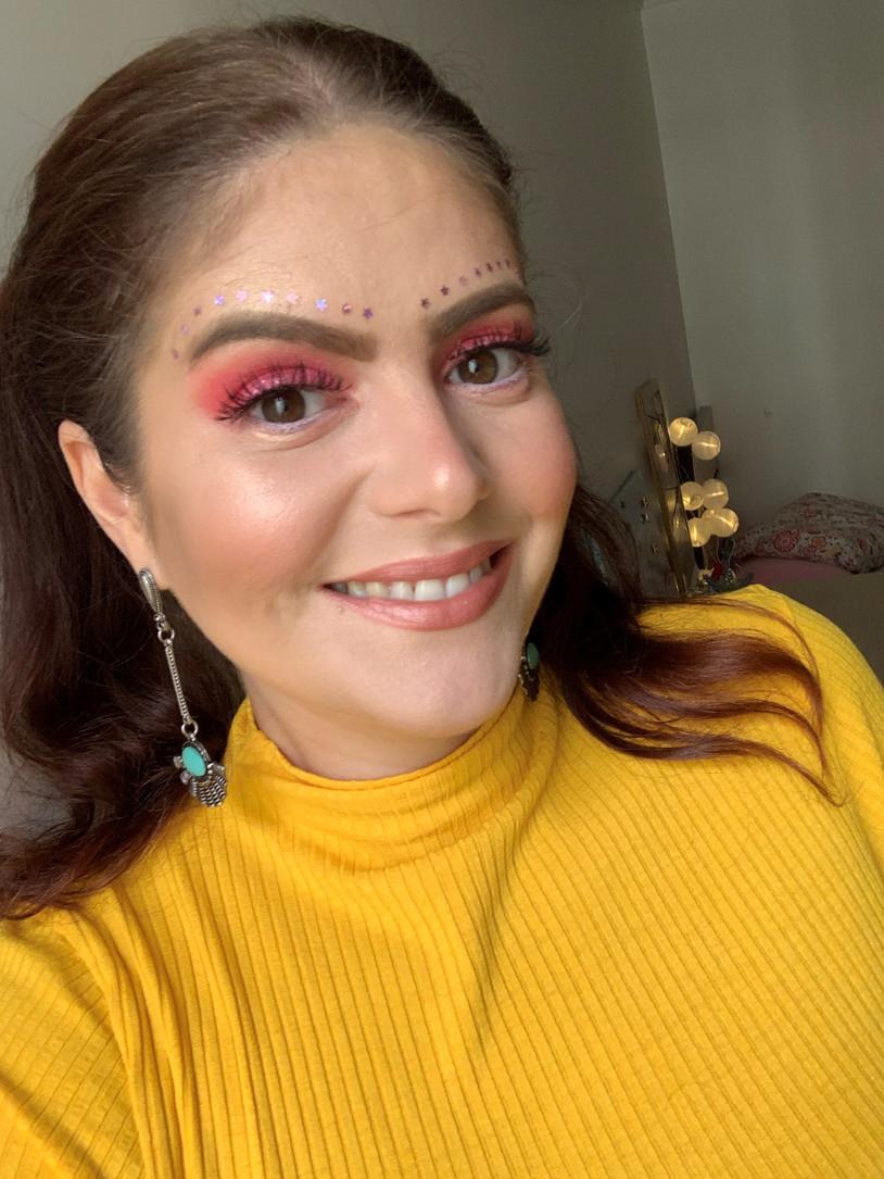 #4 Inspiração de maquiagem | Carnaval 2020
