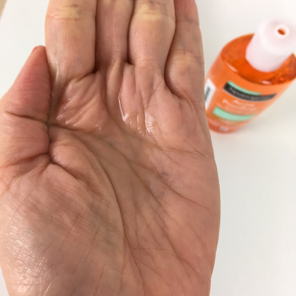 Apresentação Neutrogena Acne Proofing Tônico Facial