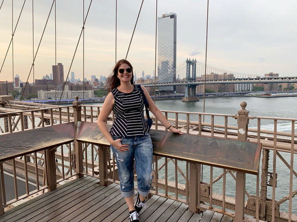 Tudo sobre meu intercâmbio em New York City