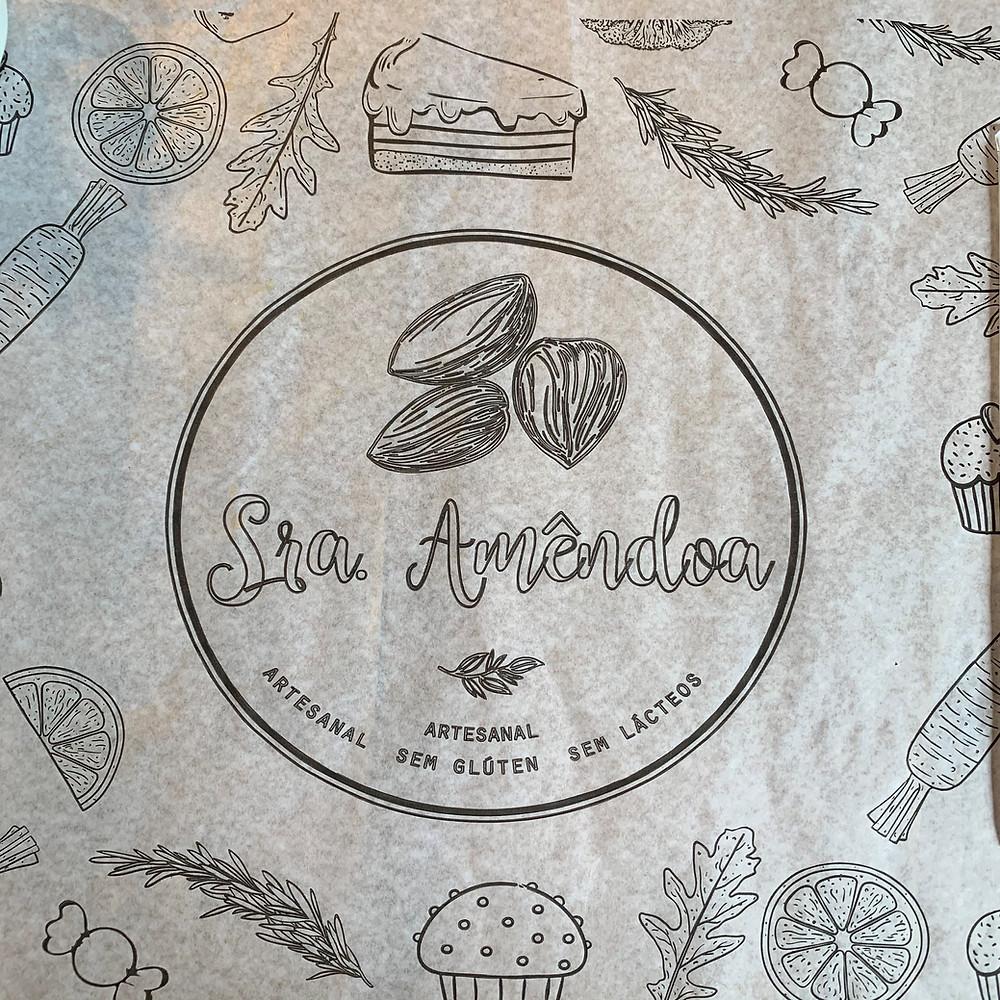 Sra. Amêndoa Brasília | Sem glúten e lácteos