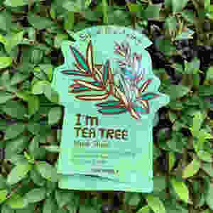 I'm Real Tea Tree Tony Moly Skin Soothing