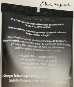 Nutri Diamond Siàge Eudora Shampoo