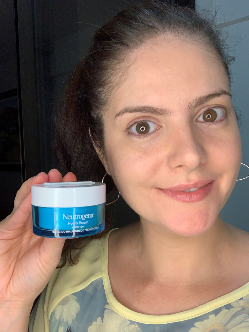 Hidratante Facial Hydro Boost Water Gel Neutrogena