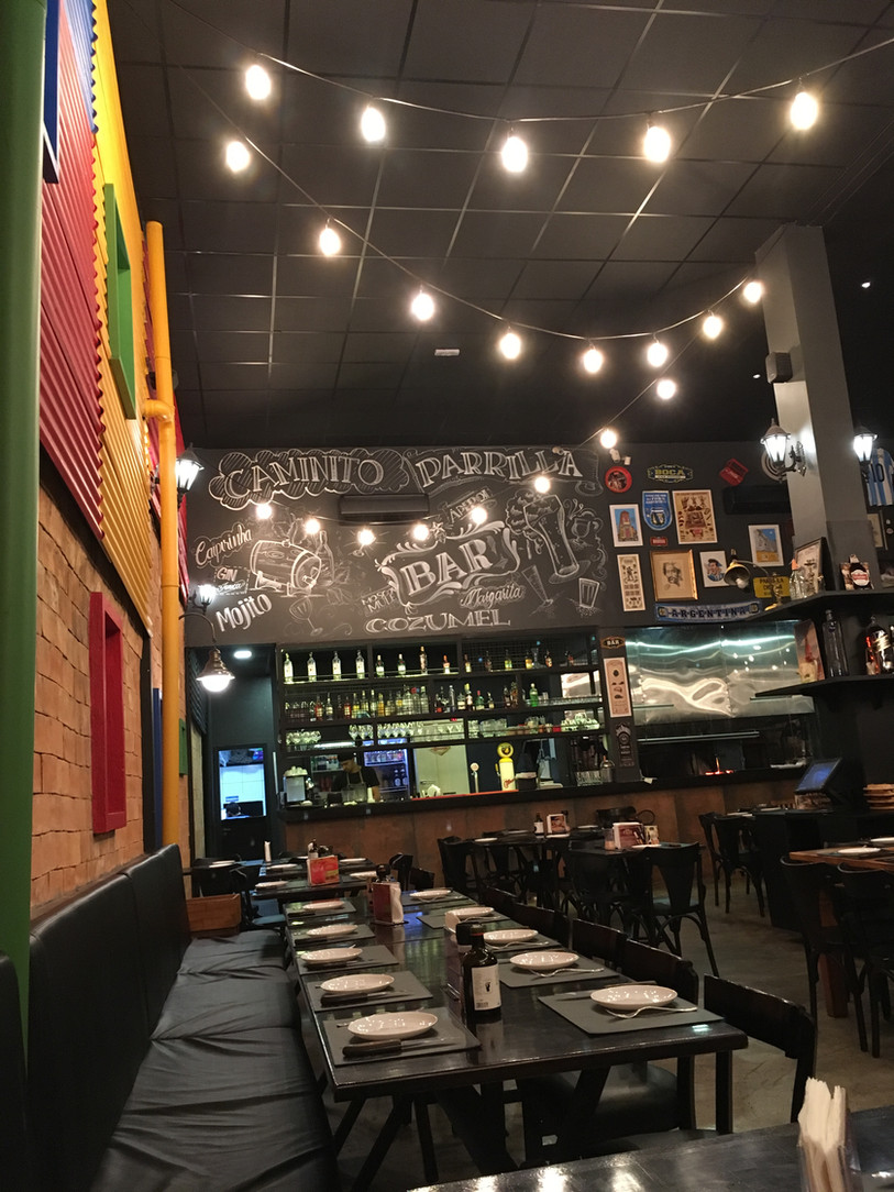 Caminito Parrilla Restaurante | Ambiente argentino em Brasília-DF