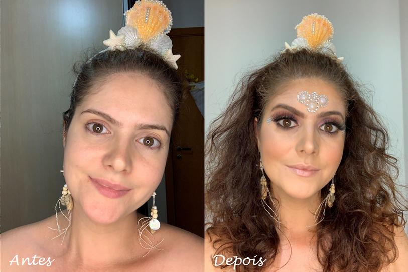 Inspiração 1 | Maquiagem de Carnaval 2019