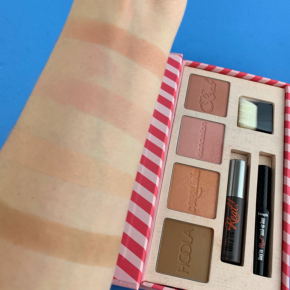 Cheeky Stowaways Travel Set | Benefit