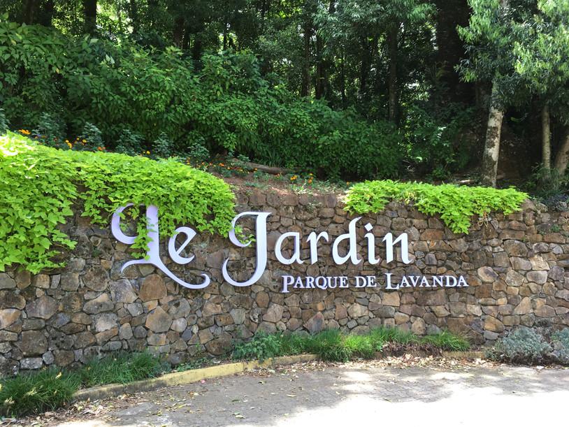 Comprinhas no Le Jardin Parque de Lavanda