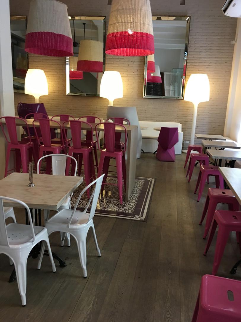 Crepes & Waffles Restaurante   Colômbia 2018