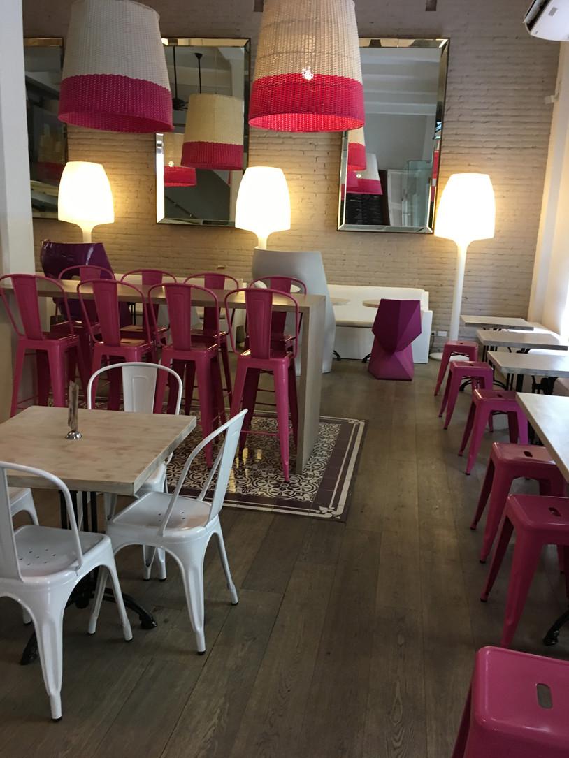 Crepes & Waffles Restaurante | Colômbia 2018