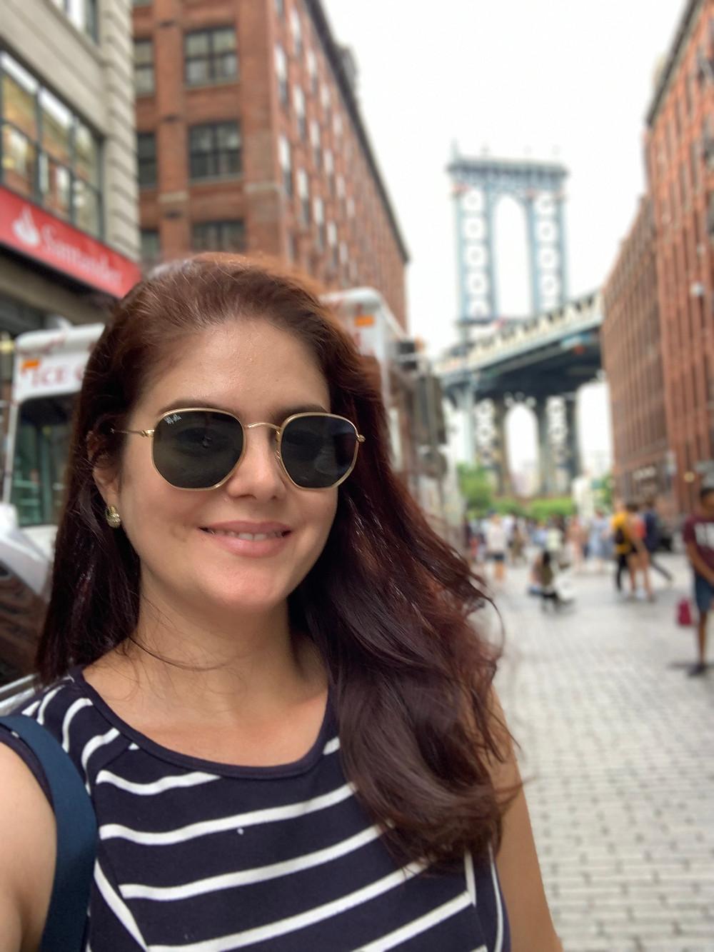 VIAJAR SOZINHA Intercâmbio New York